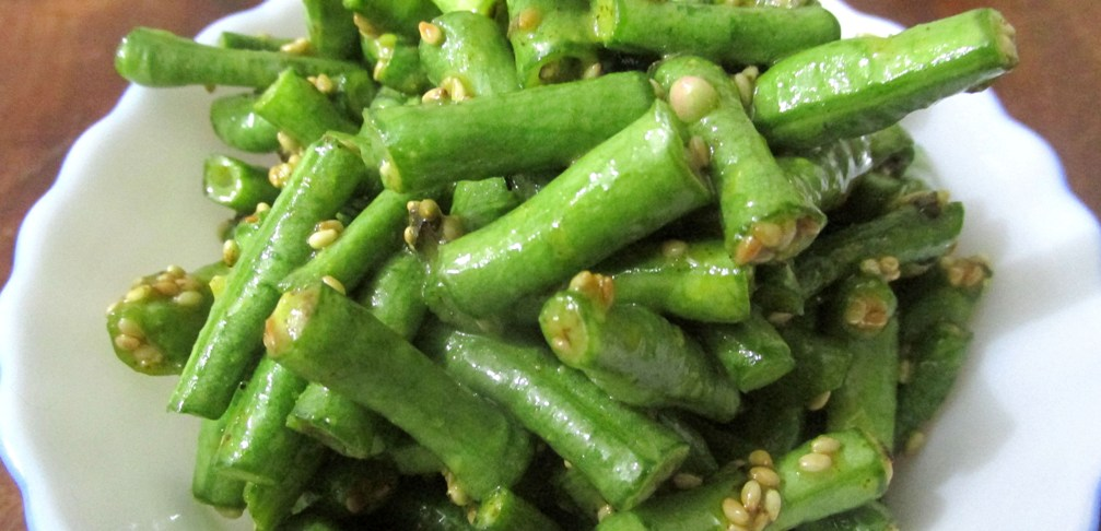 Easy and Nutritious Long Beans Recipe