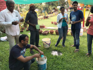 Amrut Jal Preparation Demo
