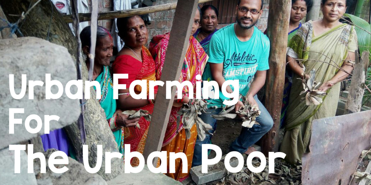Taking Urban Farming to the Urban Poor