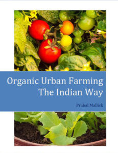 organic urban farming book cover