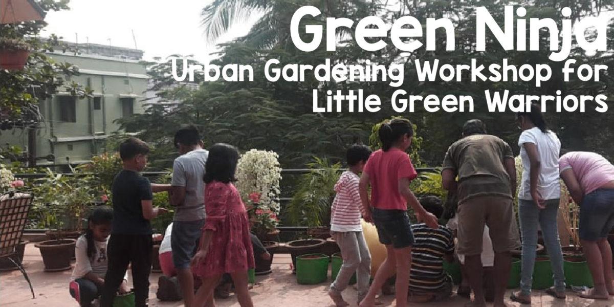 Green Ninja Workshop